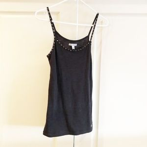 Studded American Eagle Tank Top